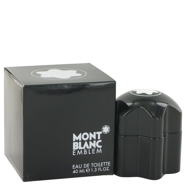 Montblanc Emblem Cologne by Mont Blanc 1.3 oz EDT Spay for Men