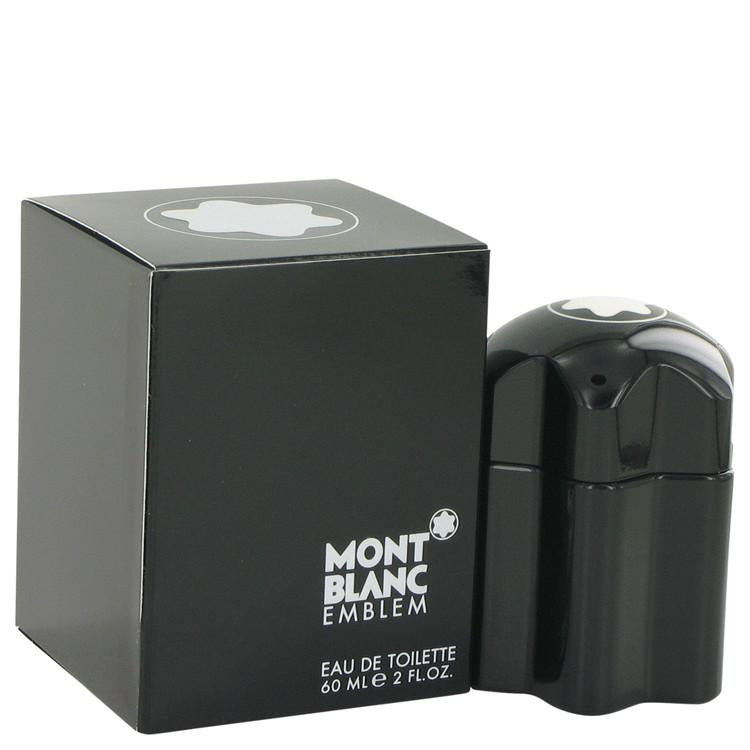 Montblanc Emblem Cologne by Mont Blanc 2 oz EDT Spay for Men
