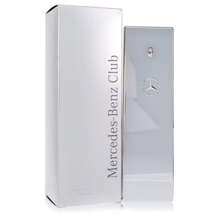 Mercedes Benz Club by Mercedes Benz for Men Eau De Toilette Spray 3.4 oz