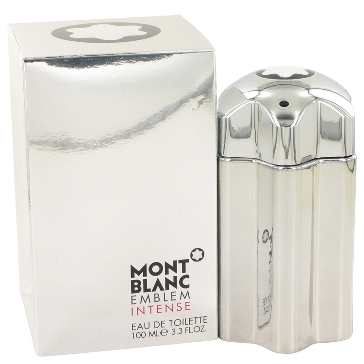 Montblanc Emblem Intense Cologne by Mont Blanc 3.4 oz EDT Spay for Men