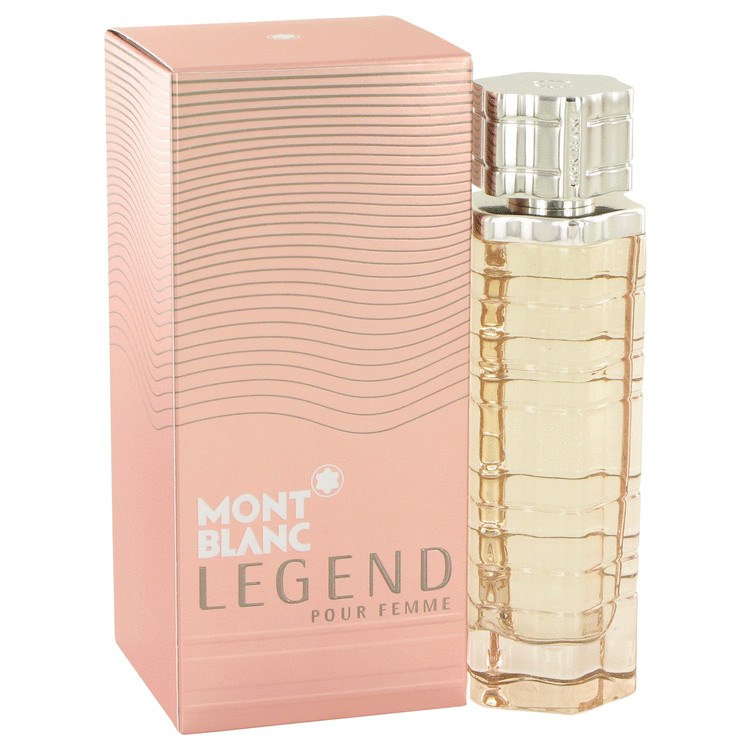 MontBlanc Legend by Mont Blanc for Women Eau De Parfum Spray 1.7 oz