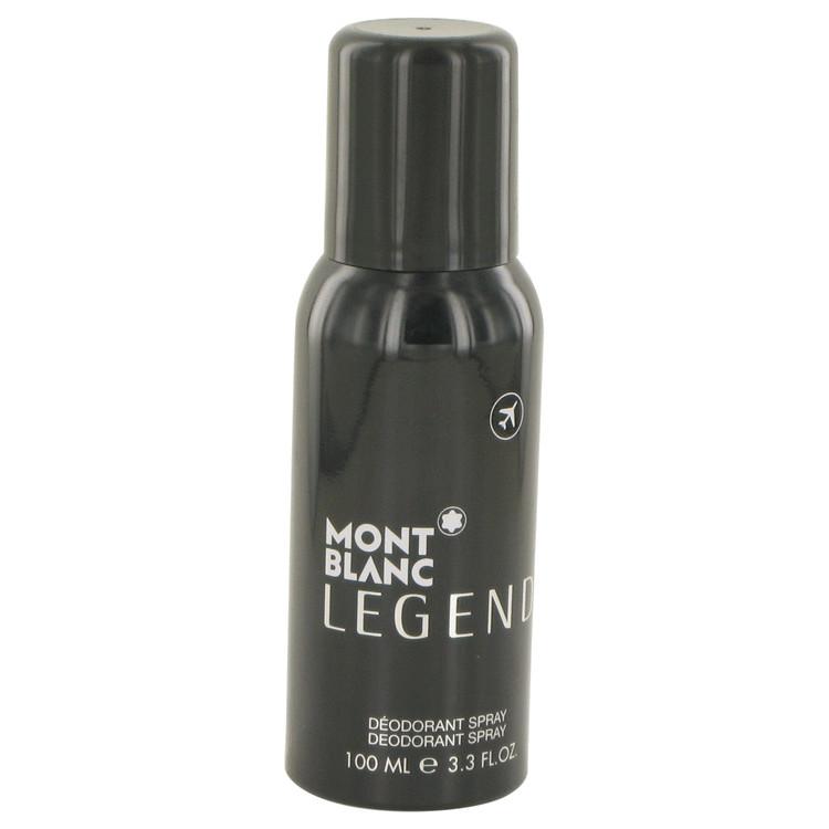 Mont Blanc Montblanc Legend Deodorant 3.3 oz Deodorant Spray for Men EDT