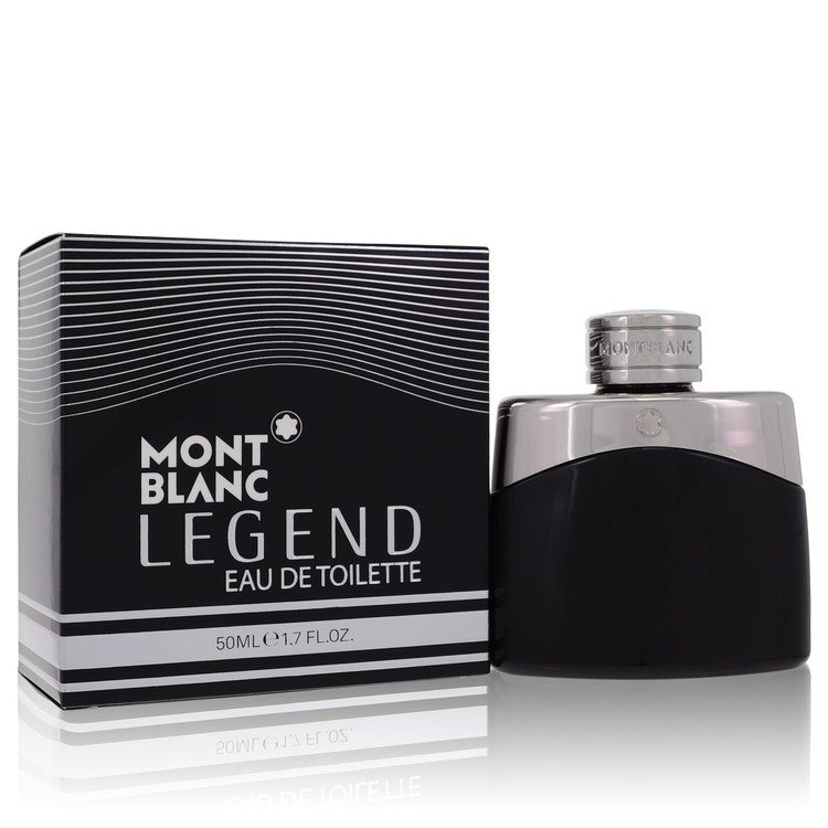 Montblanc Legend Cologne by Mont Blanc 1.7 oz EDT Spay for Men