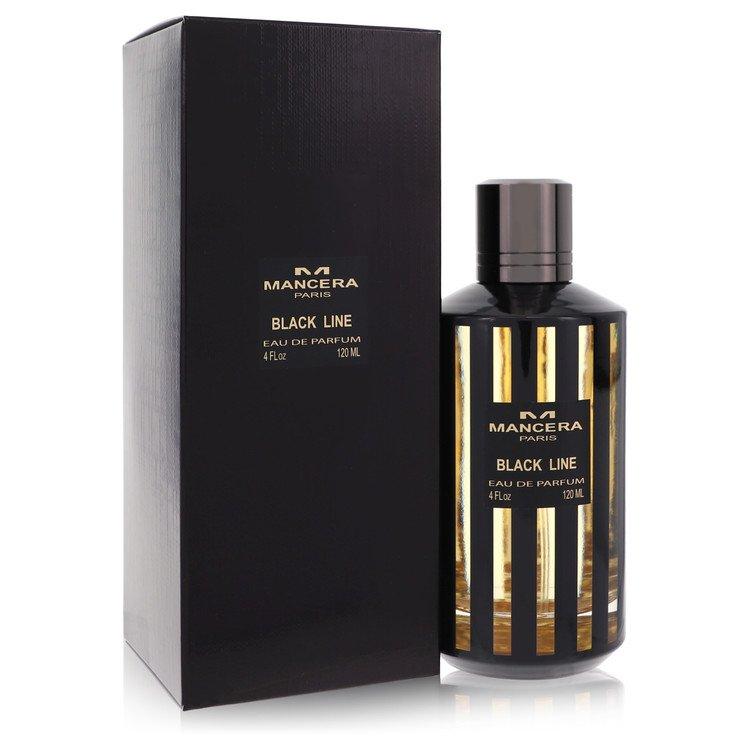 Mancera Black Line by Mancera for Women Eau De Parfum Spray (Unisex) 4 oz