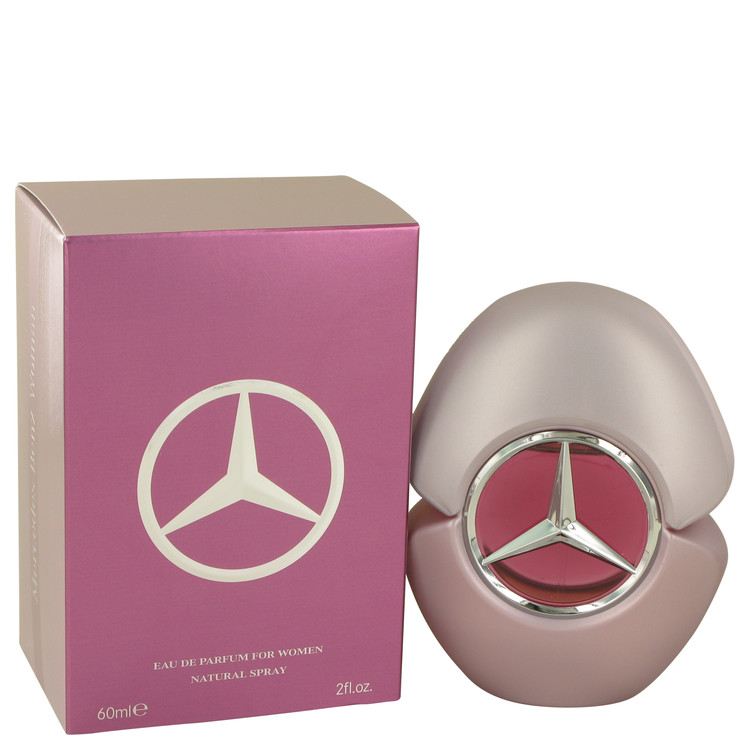 Mercedes Benz Woman by Mercedes Benz Women's Eau De Parfum Spray 2 oz