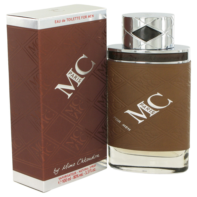 MC Mimo Chkoudra by Mimo Chkoudra for Men Eau De Toilette Spray 3.3 oz