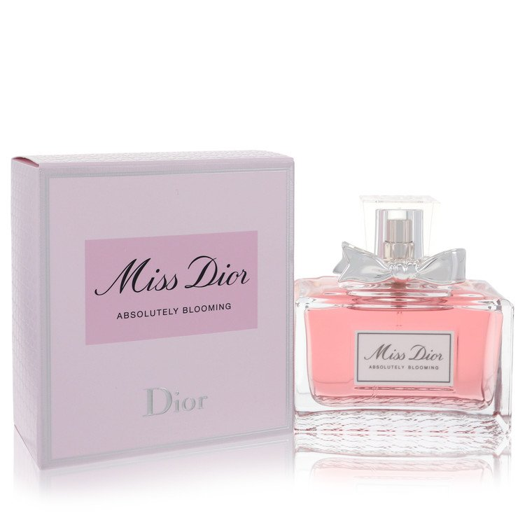 Miss Dior Absolutely Blooming by Christian Dior for Women Eau De Parfum Spray 3.4 oz