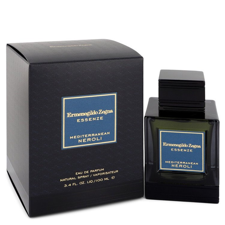 Mediterranean Neroli by Ermenegildo Zegna –  Eau De Parfum Spray 3.4 oz 100 ml for Men