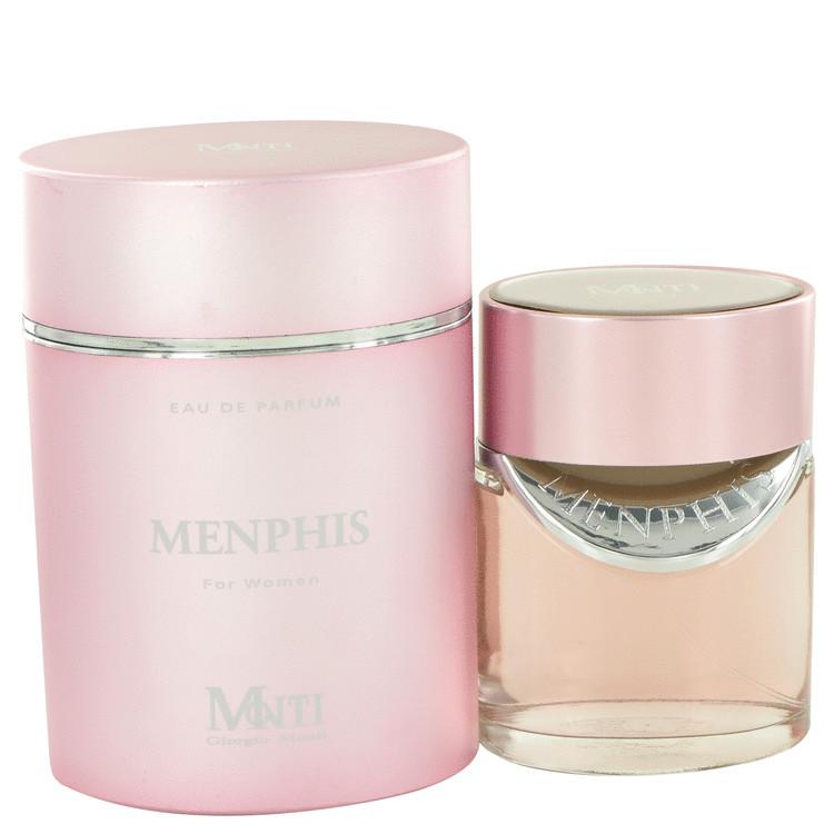 Menphis by Giorgio Monti for Women Eau De Parfum Spray 3.6 oz