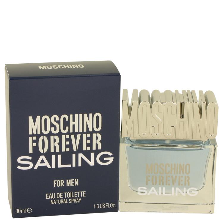 Moschino Forever Sailing by Moschino for Men Eau DE Toilette Spray 1 oz