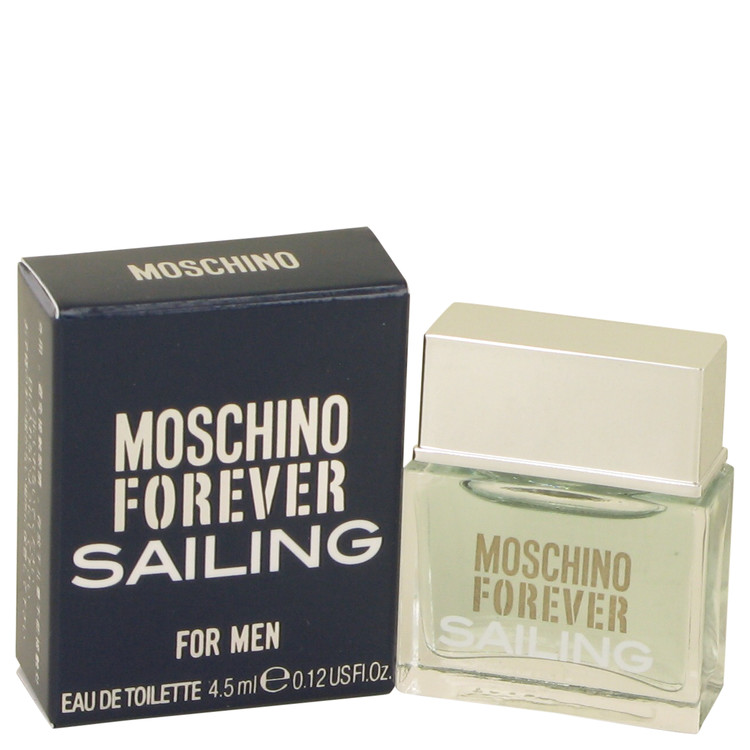 Moschino Forever Sailing by Moschino –  Mini EDT .17 oz 5 ml for Men
