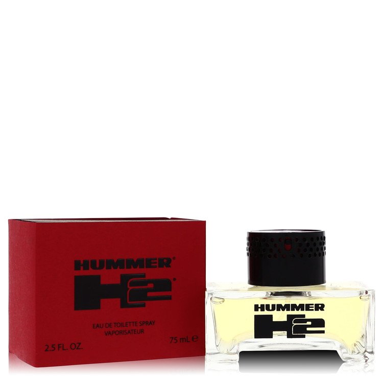 Hummer H2 by Hummer for Men Eau De Toilette Spray 2.5 oz