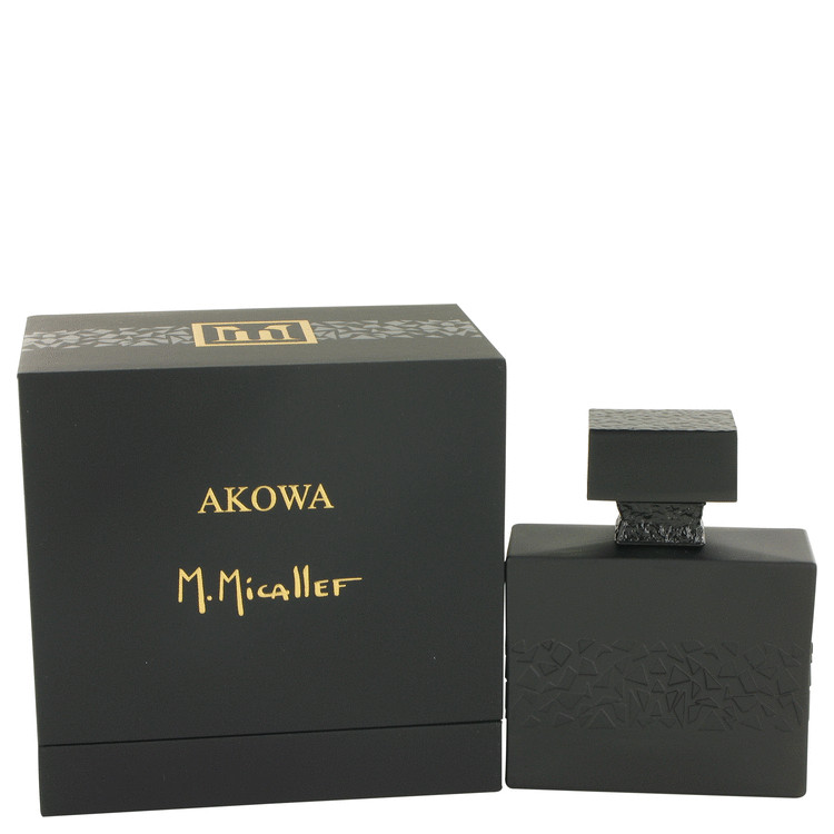 Akowa by M. Micallef for Men Eau De Parfum Spray 3.3 oz