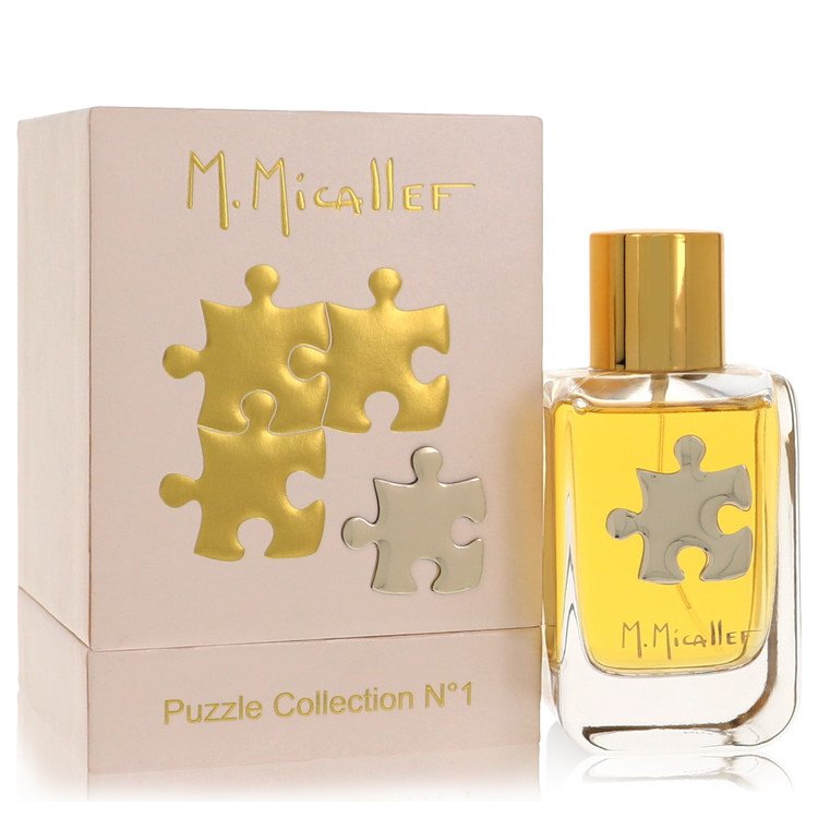 M. Micallef Micallef Puzzle Collection No 1 Perfume 3.3 oz EDP Spay for Women Spray