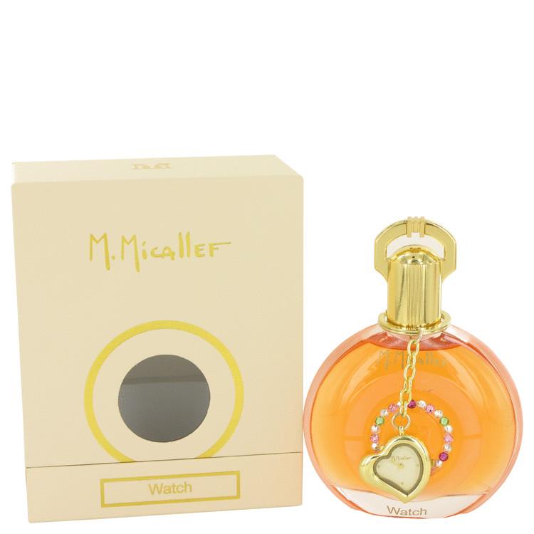 Micallef Watch by M. Micallef for Women Eau De Parfum Spray 3.3 oz