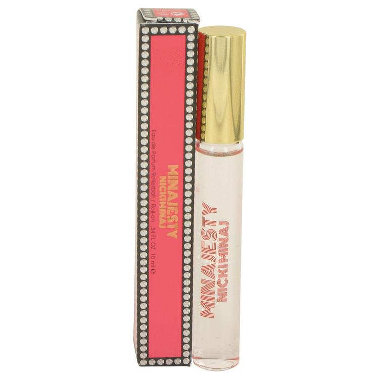 Minajesty by Nicki Minaj for Women Eau De Parfum Rollerball .33 oz