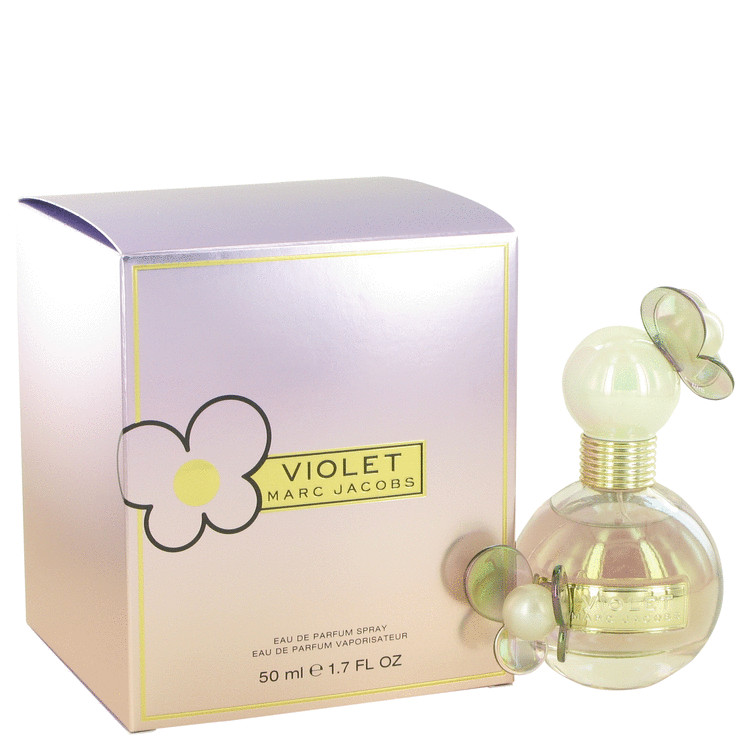 Marc Jacobs Violet Perfume by Marc Jacobs 1.7 oz EDP Spay for Women