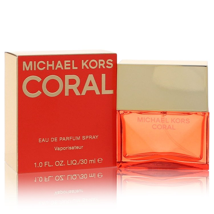 Michael Kors Coral Perfume by Michael Kors 1 oz EDP Spay for Women