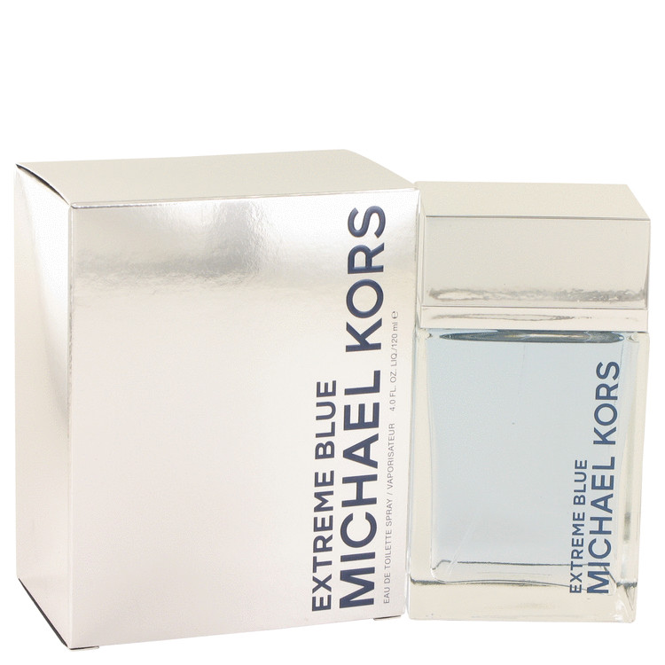 Michael Kors Extreme Blue by Michael Kors for Men Eau De Toilette Spray 4 oz