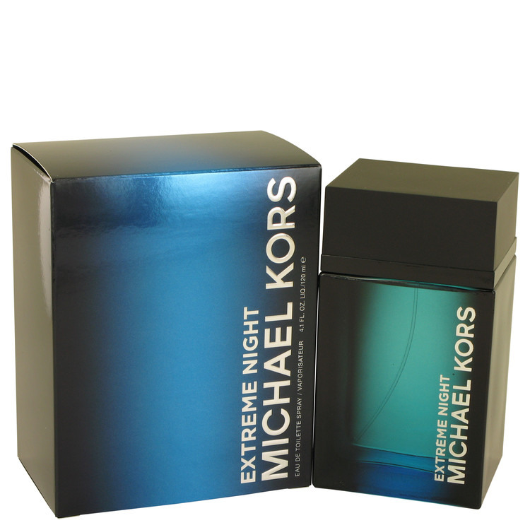 Michael Kors Extreme Night Cologne 4 oz EDT Spay for Men