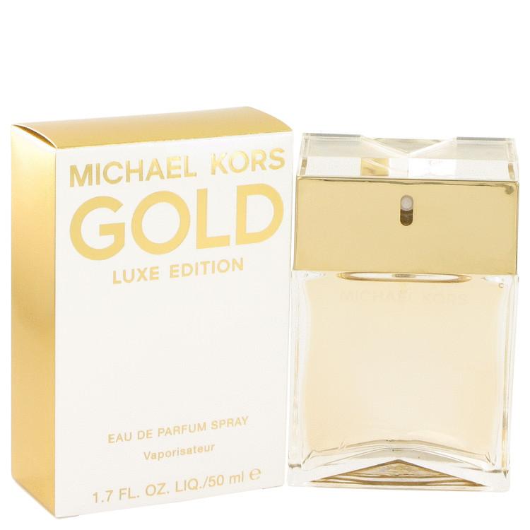 Michael Kors Gold Luxe by Michael Kors for Women Eau De Parfum Spray 1.7 oz