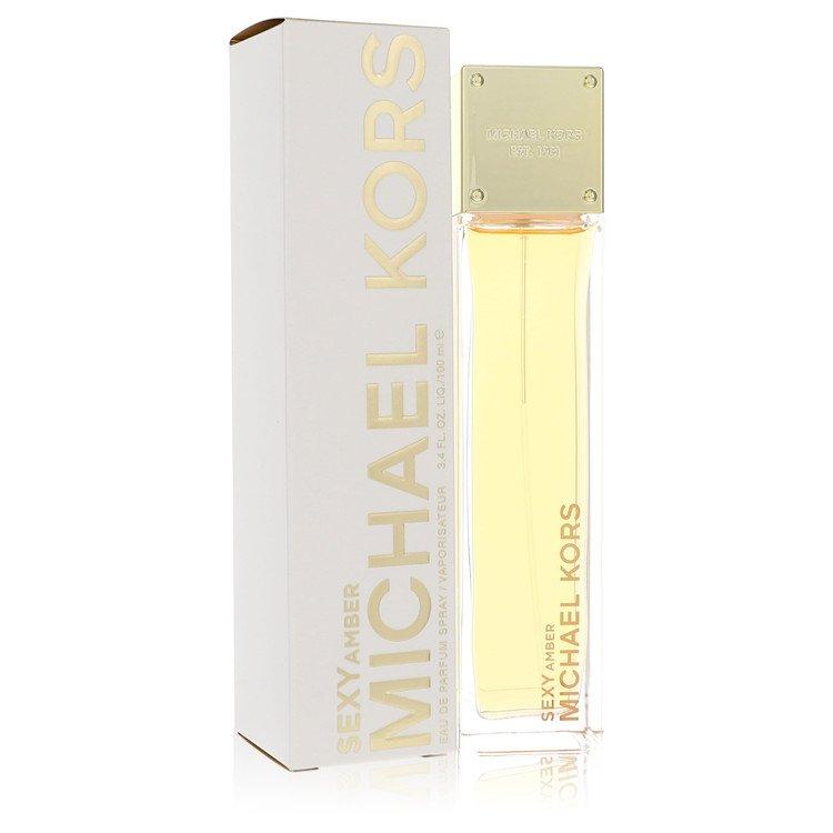 Michael Kors Sexy Amber by Michael Kors for Women Eau De Parfum Spray 3.4 oz
