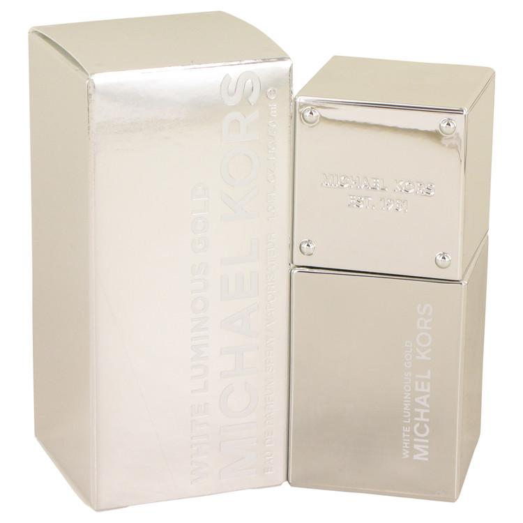 Michael Kors White Luminous Gold Perfume 1 oz EDP Spay for Women