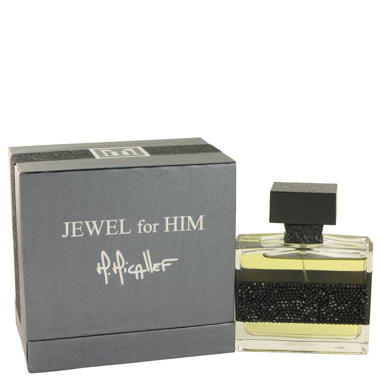 Micallef Jewel by M. Micallef for Men Eau De Parfum Spray 3.3 oz