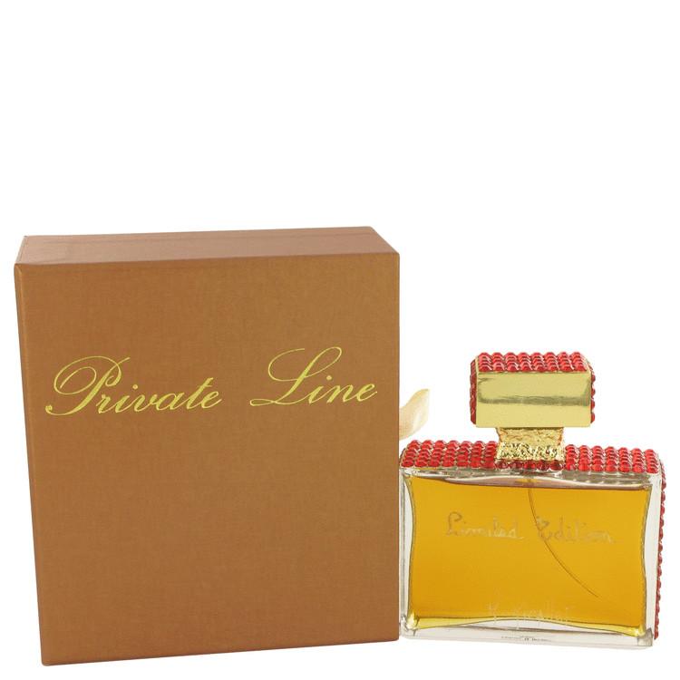 Private Line Red Jewel by M. Micallef for Women Eau De Parfum Spray 3.3 oz
