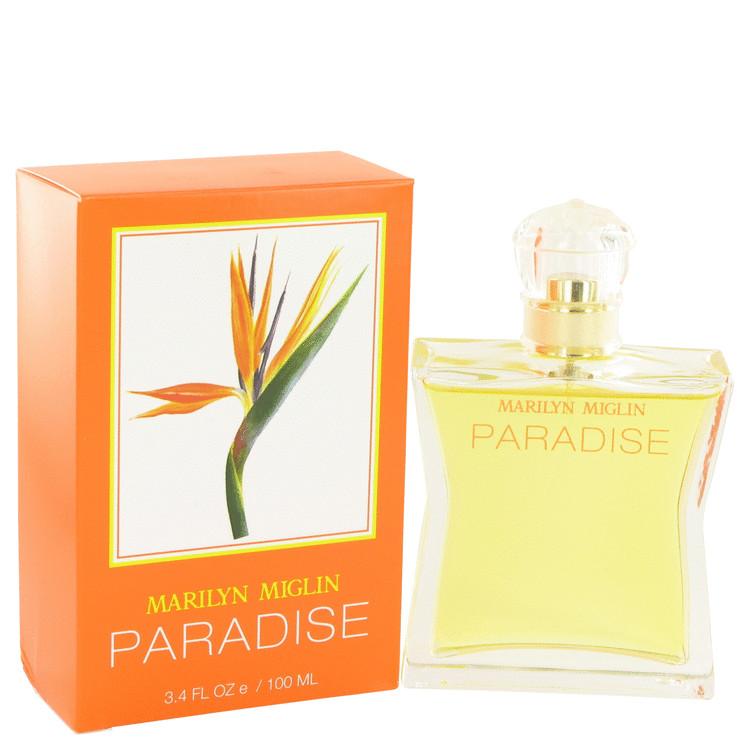 Marilyn Miglin Paradise by Marilyn Miglin for Women Eau De Parfum Spray 3.4 oz