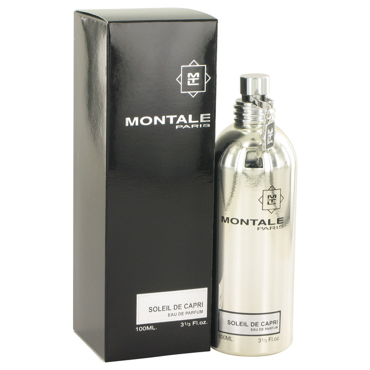Montale Soleil De Capri by Montale for Women Eau De Parfum Spray 3.3 oz