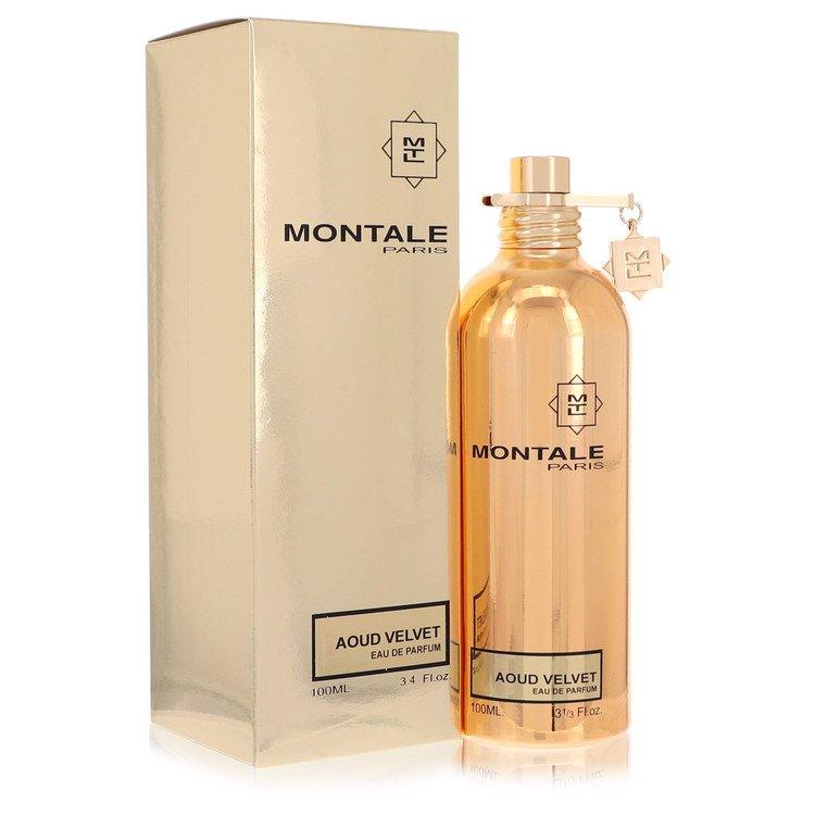 Montale Aoud Velvet by Montale for Women Eau De Parfum Spray 3.3 oz