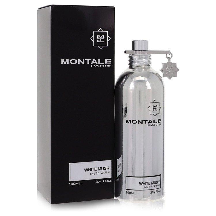Montale White Musk by Montale for Women Eau De Parfum Spray 3.3 oz