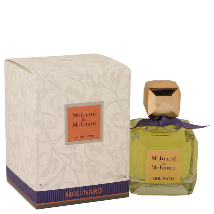 Molinard De Molinard Perfume by Molinard 2.5 oz EDT Spay for Women