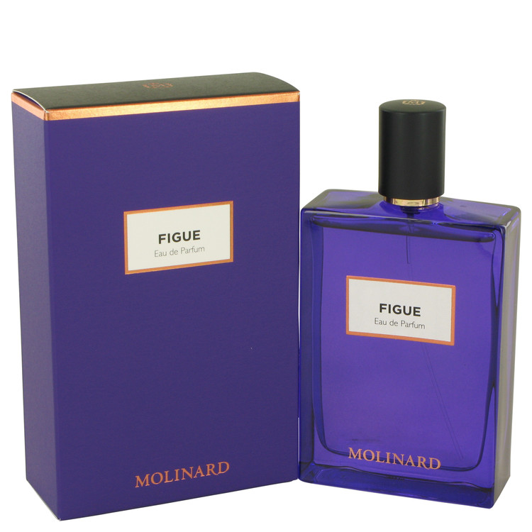 Molinard Figue by Molinard for Women Eau De Parfum Spray (Unisex) 2.5 oz
