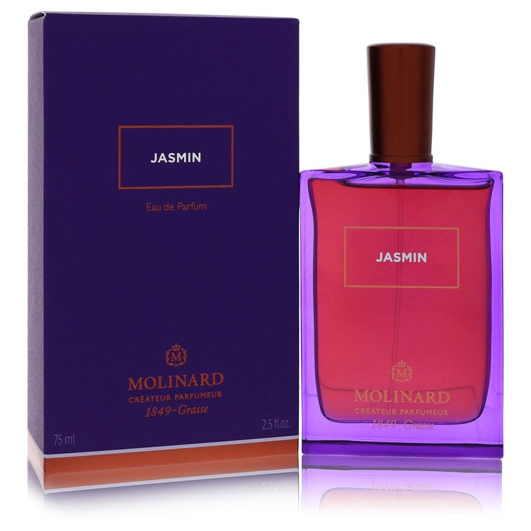 Molinard Jasmin Perfume by Molinard 2.5 oz EDP Spay for Women