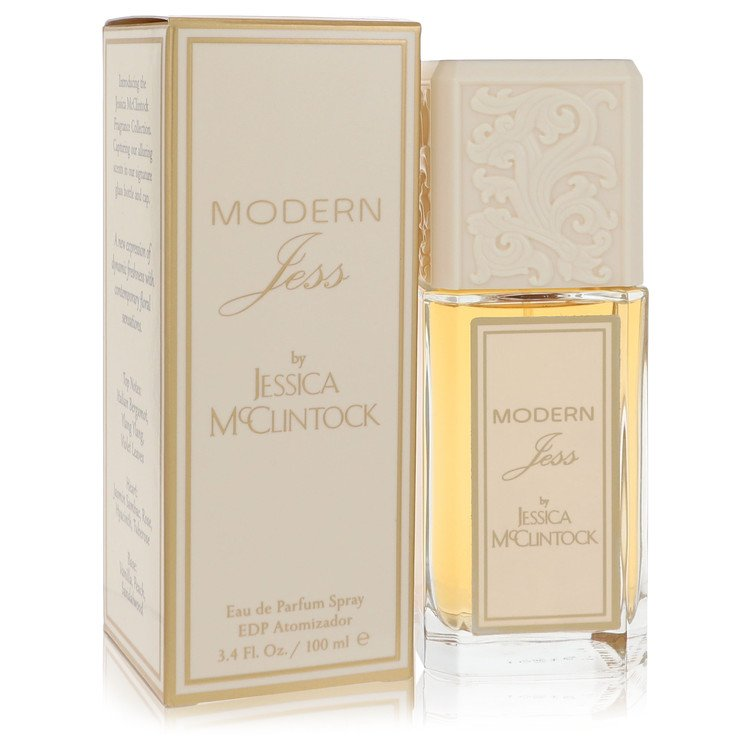 Modern Jess Perfume by Jessica Mcclintock 3.4 oz EDP Spay for Women