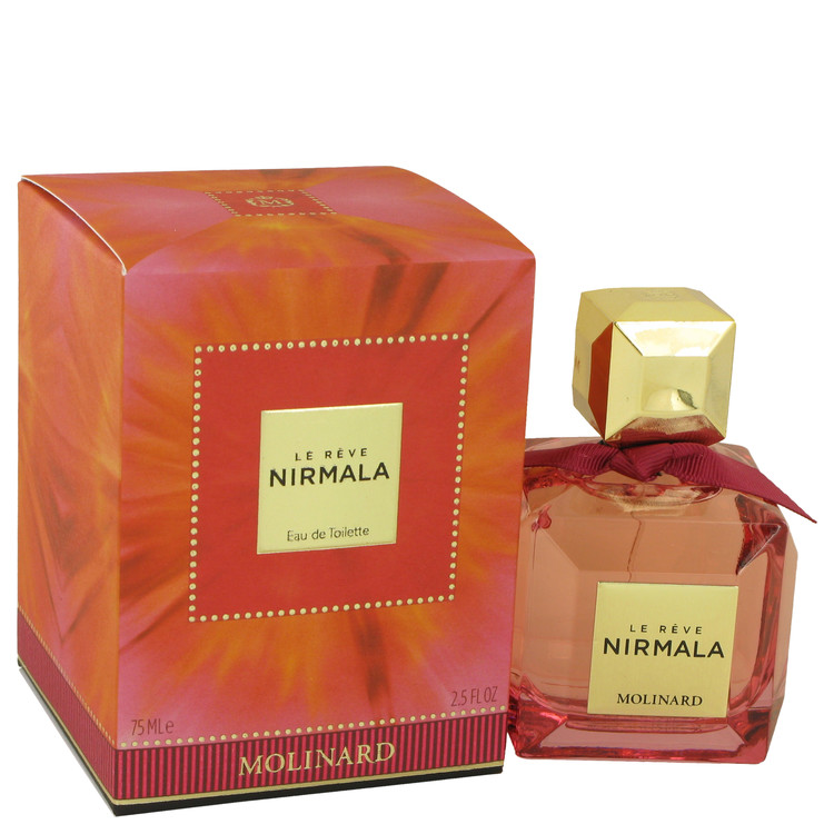 Nirmala Le Reve Perfume by Molinard 2.5 oz EDT Spay for Women