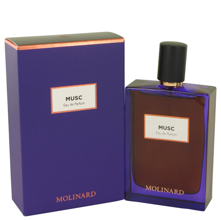 Molinard Musc Perfume 2.5 oz EDP Spray (Unisex) for Women