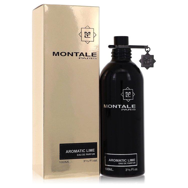 Montale Aromatic Lime by Montale for Women Eau De Parfum Spray 3.3 oz