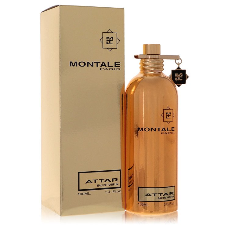 Montale Attar by Montale for Women Eau De Parfum Spray 3.3 oz