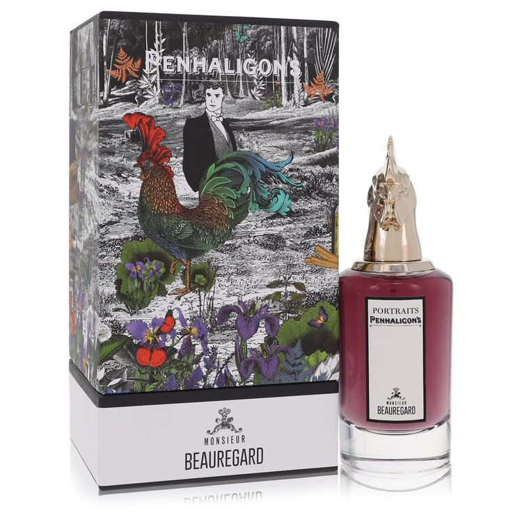 Monsieur Beauregard by Penhaligon\'s for Men Eau De Parfum Spray 2.5 oz