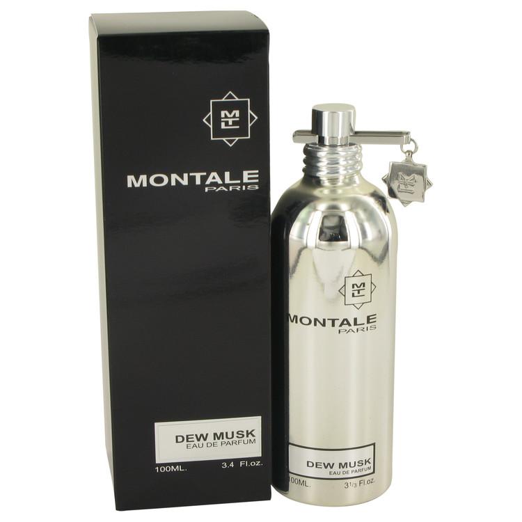 Montale Dew Musk by Montale for Women Eau De Parfum Spray (Unisex) 3.4 oz