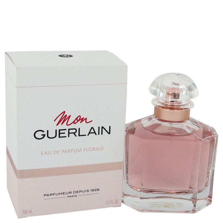Mon Guerlain Florale by Guerlain for Women Eau De Parfum Spray 3.4 oz