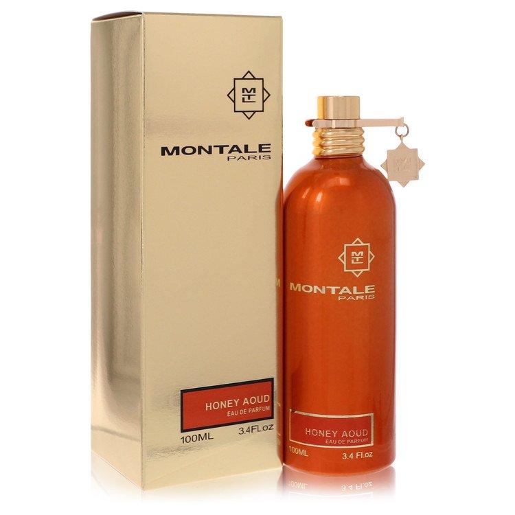 Montale Honey Aoud by Montale for Women Eau De Parfum Spray 3.4 oz