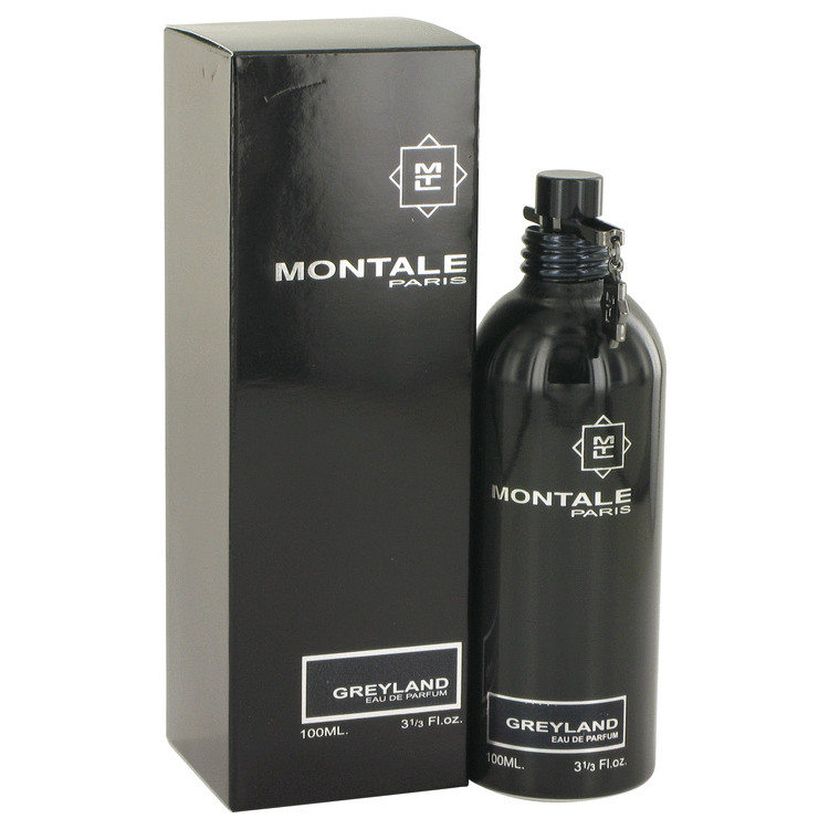 Montale Greyland by Montale for Women Eau de Parfum Spray 3.3 oz