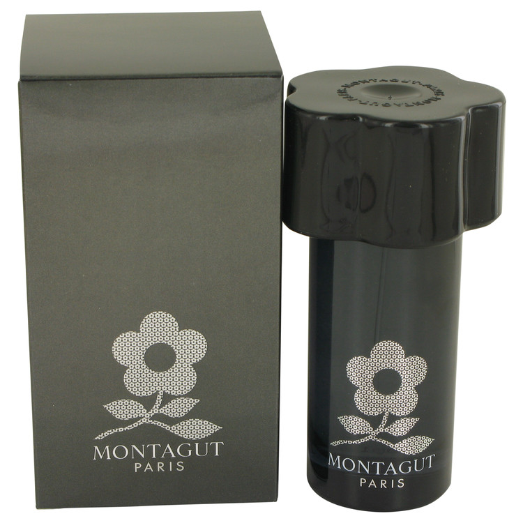 Montagut Black by Montagut for Men Eau De Toilette Spray 1.7 oz