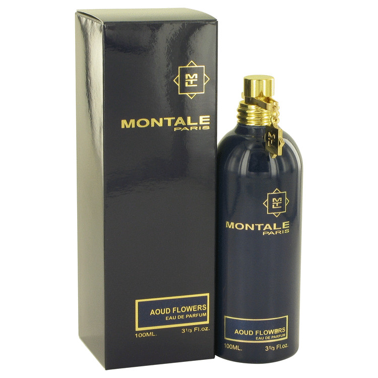 Montale Aoud Flowers by Montale for Women Eau De Parfum Spray 3.3 oz