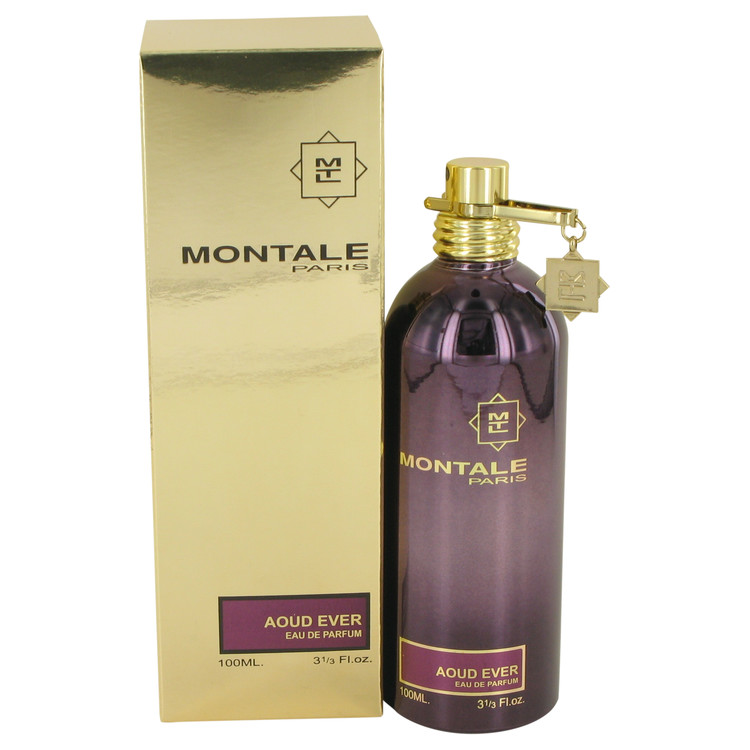 Montale Aoud Ever by Montale for Women Eau De Parfum Spray (Unisex) 3.4 oz