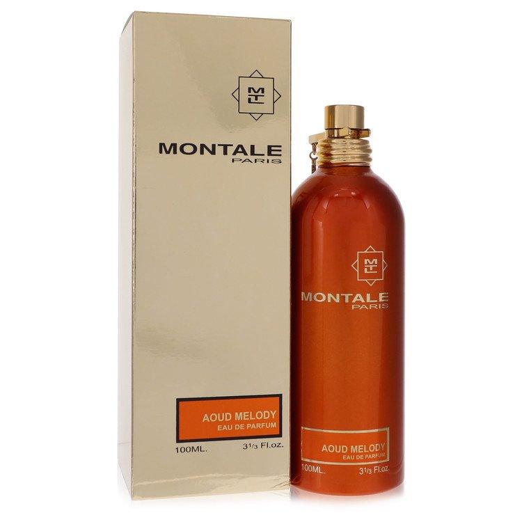Montale Aoud Melody by Montale for Women Eau De Parfum Spray (Unisex) 3.4 oz